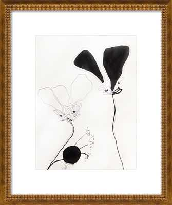 Flower Study 1 by Erin Armstrong for Artfully Walls - Artfully Walls