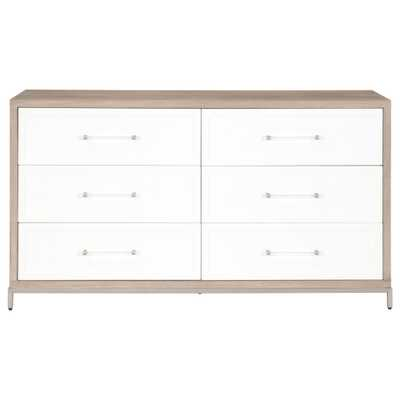Wrenn 6-Drawer Double Dresser - Alder House