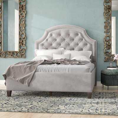Riviera Upholstered Standard Bed - Wayfair