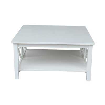 Cosgrave Coffee Table with Storage - Wayfair