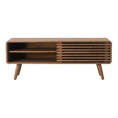 """Aldred TV Stand for TVs up to 50"""" - Wayfair"""