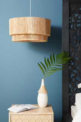 Bungalow Chandelier By Anthropologie in Brown - Anthropologie