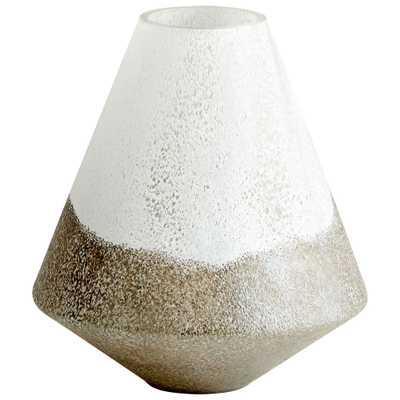 Small Reina Vase - Onyx Rowe