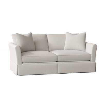 "Lovie 63"" Flared Arm Sofa Bed - Wayfair"