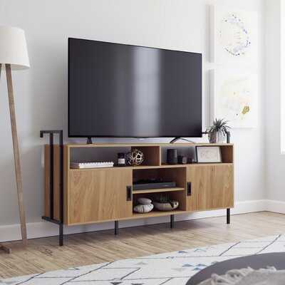 "TV Stand for TVs up to 60"" - Wayfair"