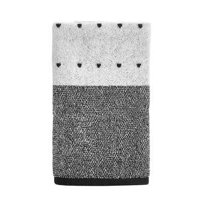 Triangle 100% Cotton Hand Towel - AllModern