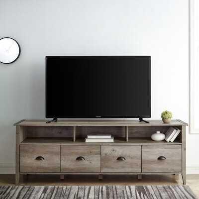 "Agot TV Stand for TVs up to 85"" - Wayfair"
