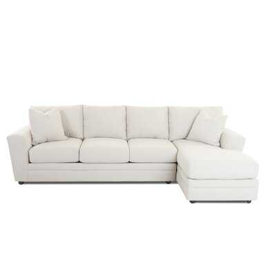 "Bedsworth 124"" Sectional - Birch Lane"