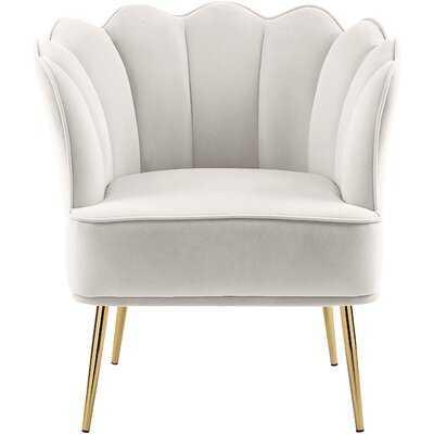 Diaz Barrel Chair - Wayfair