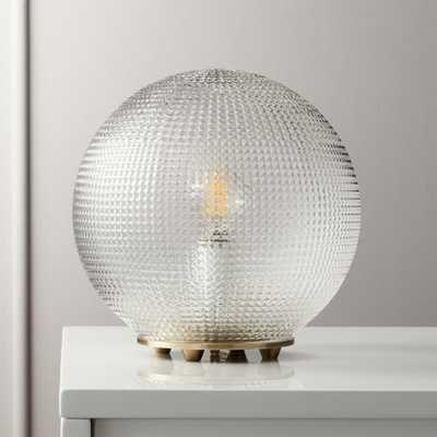 Halo Globe Table Lamp - CB2