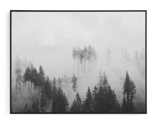 Morning Fog Art Print - Minted