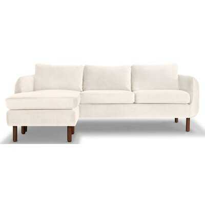 "85.5"" Wide Reversible Sofa & Chaise - Wayfair"