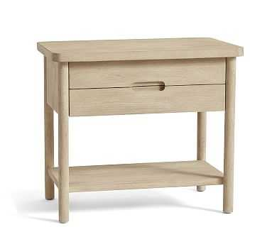 Manzanita Nightstand, Bone White - Pottery Barn