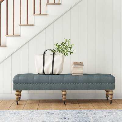 Myah Upholstered Bench - Birch Lane