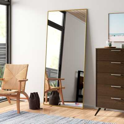 Ferndown Traditional Full Length Mirror - AllModern