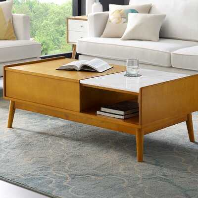 Easmor Coffee Table with Storage - Wayfair