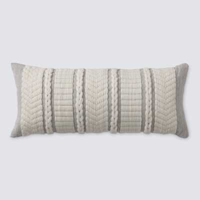 Invierno Lumbar Pillow By The Citizenry - The Citizenry