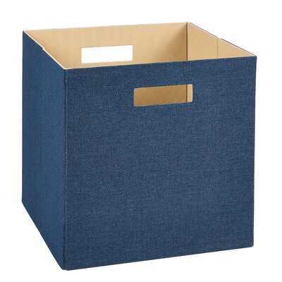 Decorative Storage Fabric Bin - AllModern