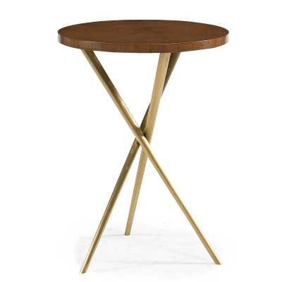CTH Occasional Ethan Cross Legs End Table - Perigold