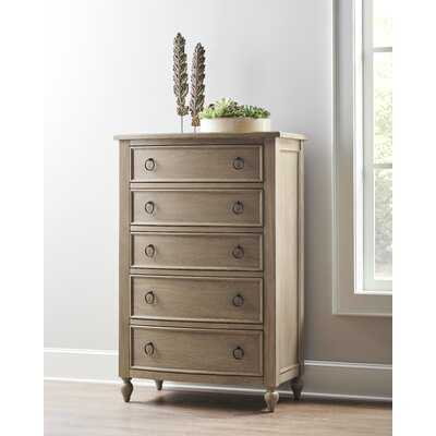 5 Drawer Chest - Birch Lane