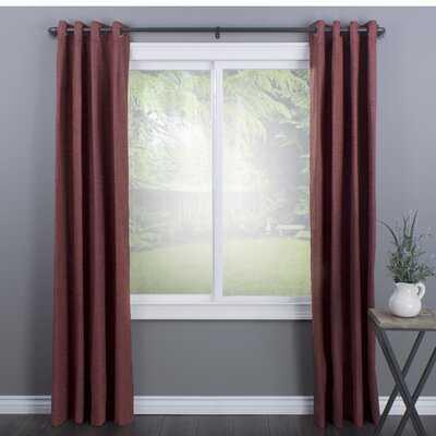 Lovina Wrap Curtain Single Rod - Birch Lane