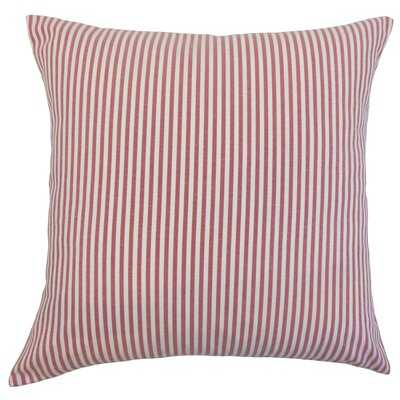 Beason Cotton Throw Pillow - Birch Lane