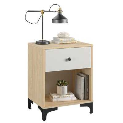 Karan 1 Drawer Nightstand - AllModern