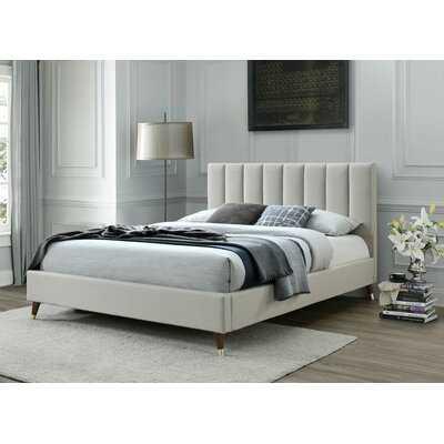 Howland Queen Upholstered Platform Bed - Wayfair