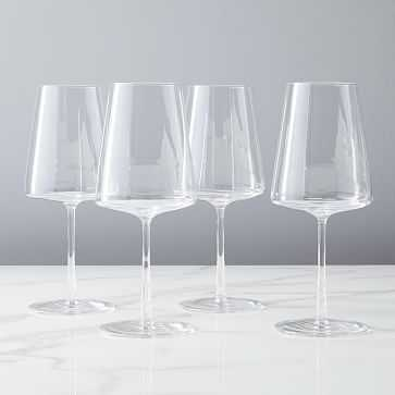Horizon Collection, Red Wine, Set of 4 - West Elm