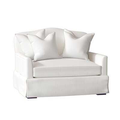 """Fairchild 40"""" Chair and a Half - Wayfair"""