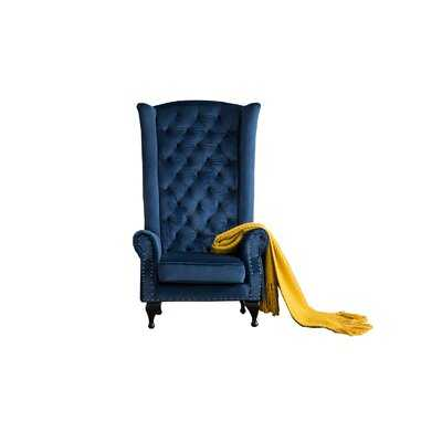 Mccaulley 22 Wingback Chair - Wayfair