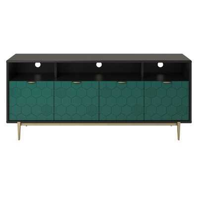 "Olivia TV Stand for TVs up to 65"" - Wayfair"
