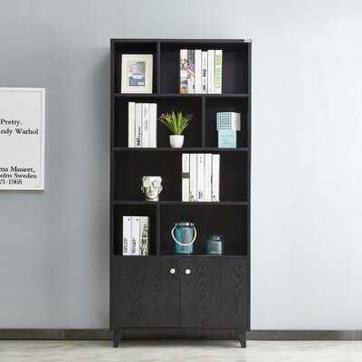 "68.5"" H x 31.5"" W Barrister Bookcase - Wayfair"
