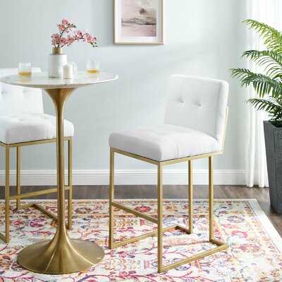 Privy Counter Stool - Wayfair