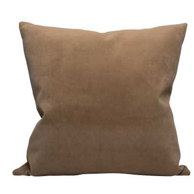 The House of Scalamandre Georgia Faux Leather Throw Pillow - Perigold