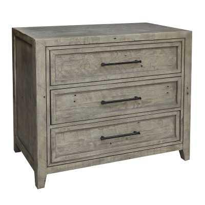 Kosas Home Ridge Reclaimed Pine 3 Drawer Dresser - Perigold