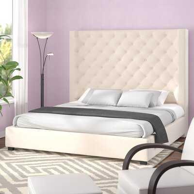 Granville Upholstered Standard Bed - Wayfair