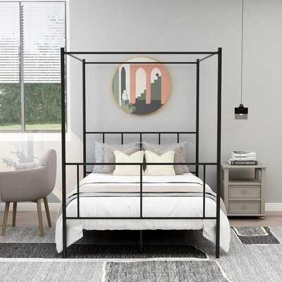 Aril Canopy Bed - Wayfair