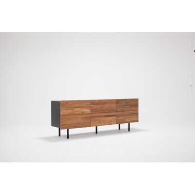 Reclaimed Teak 6 Drawer Dresser - AllModern