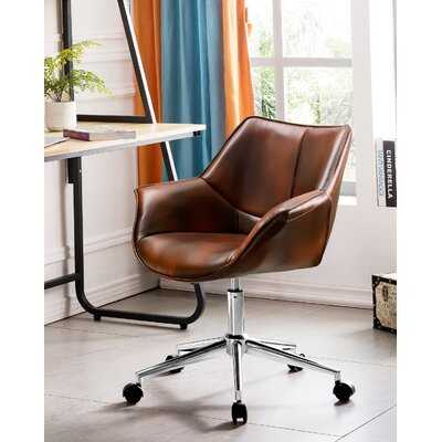 Albaugh Scratch Resistant Task Chair - Wayfair