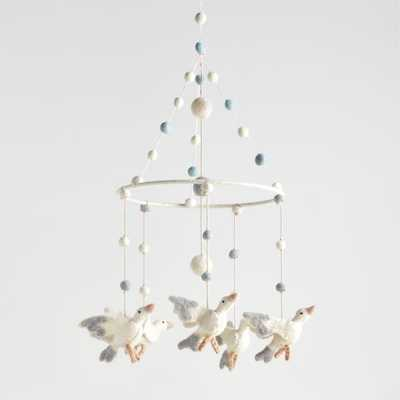 Stork Surprise Mobile - Crate and Barrel