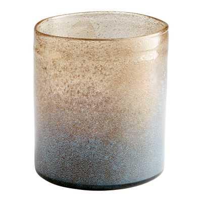 Small Triton Vase - Onyx Rowe
