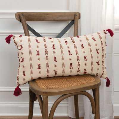 Rectangular Cotton Pillow Cover and Insert - Wayfair