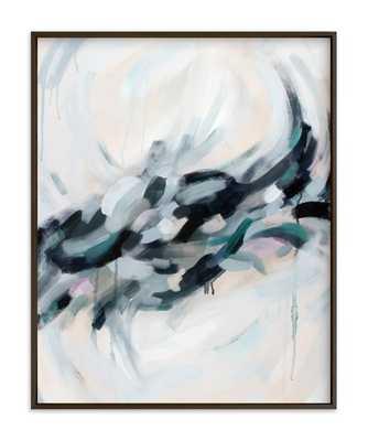 Swirling Reflection Art Print - Minted