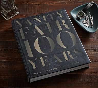 Vanity Fair 100 Years - Pottery Barn