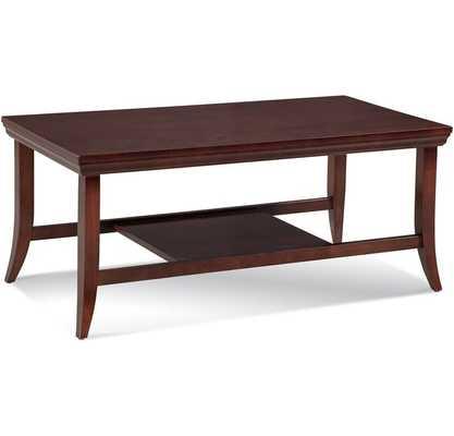 Braxton Culler Rockefeller Coffee Table Color: Vintage - Perigold