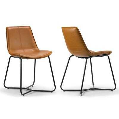 Laureen Upholstered Side Chair - Wayfair