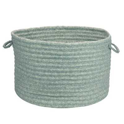 Nathanael Solid Fabric Basket - Birch Lane