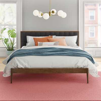 Adrienna Upholstered Platform Bed - Wayfair
