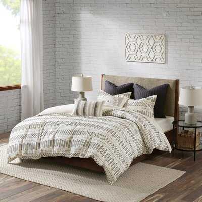 Jonesboro Jacquard Comforter Set - AllModern